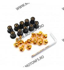 Suruburi parbriz Moto - Auriu BLC0T BLC0T  Parbrize  35,00RON 35,00RON 29,41RON 29,41RON