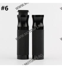 Mansoane Moto universale Negre msn288-06 msn288-06  Mansoane Moto Universale Msn288 50,00RON 50,00RON 42,02RON 42,02RON