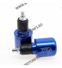 Capete de ghidon R1 Albastru QX30 QX30  Capete Ghidon Yamaha R1  50,00RON 50,00RON 42,02RON 42,02RON