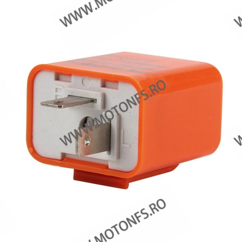 Releu semnalizare LED 2 pini Moto – Frecventa ajustabila YL88  Releu Semnal / Anulator eroare  25,00lei 25,00lei 21,01lei ...