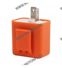 Releu semnalizare LED 2 pini Moto – Frecventa ajustabila   Rezistente / Anulator eroare LED 20,00RON 20,00RON 16,81RON 16,...