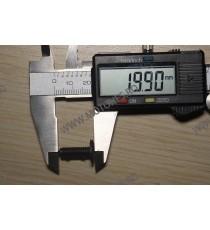 Clipsuri pentru carene moto 8mm x 24mm   Clipsuri carena din plastic 2,00RON 2,00RON 1,68RON 1,68RON