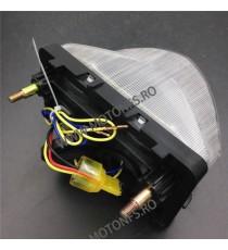 CBR600 F4i 2001 2002 2003 Honda Stopuri LED Cu Semnale Integrate st-034  Stopuri LED cu semnale  200,00lei 165,00lei 168,07...