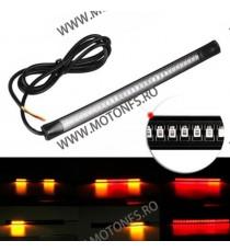 Stop moto LED cu semnalizare universal 76HQO 76HQO  Bankda Led Semnalizare Pozitie Stop Moto 45,00lei 45,00lei 37,82lei 37...