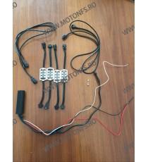 Lumini Decorative Pentru Motocicleta Cu Telecomanda (Setul cu 4 bucati lumini decorative) 7UNPL 7UNPL  Lumini Decorative  99,...