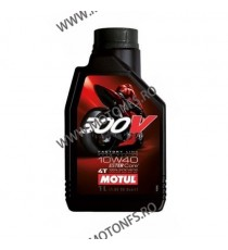 ULEI MOTUL 300V 10W40 RACING 1L M4-118  MOTUL 69,00RON 69,00RON 57,98RON 57,98RON