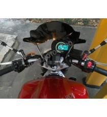 Parbriz universal iridium moto naked Cod PRB5122 prb5122  Parbriz universal / Inaltator  315,00RON 294,00RON 264,71RON 247...