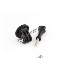Tripod adapter + surub de Gopro/SJ4000/SJ5000 sau Xiaomi Yi.Codsp7215 sp7215  Accesorii Camere Sport 9,00RON 9,00RON 7,56R...