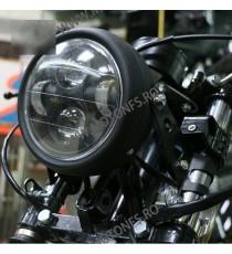 Far LED Moto 6.5 Inchi 12V  cafe racer chopper, bobber xrl-7810 xrl-7810  Far Cafe Racer Bobber Chopper 135,00RON 135,00RON...