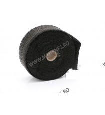Banda toba termica Negru 10metri XRL-241-2 XRL-241-2  Protectie Toba 75,00lei 75,00lei 63,03lei 63,03lei