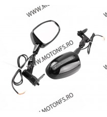 Oglinzi Carena Universal Moto Cu Semnal ( PE LED) Honda Yamaha Suzuki Kawasaki og243 og243  Acasa 116,00RON 116,00RON 97,48...