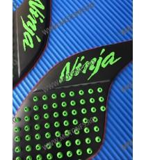 Ninja250r Ninja300 2008 - 2016 Tank pad Tank grip lateral protectie rezervor Verde TGL465093 TGL465093  Grip Lateral  69,00R...