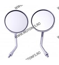 Set Oglinzi Retrovizoare Moto Universal Stanga / Dreapta M10 Clockwise OGXF463 OGXF463  Oglinzi universale 110,00lei 110,00...