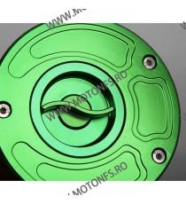 Kawasaki Buson Rezervor Deschidere Rapida - Verde BR2615-67 br2615-67  ZX6R 2000-2002 160,00lei 135,00lei 134,45lei 113,45...