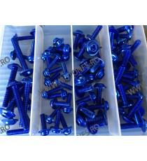 Set Suruburi carena moto universale - Albastru SCM321045 SCM321045  Suruburi Moto 150,00RON 140,00RON 126,05RON 117,65RON...