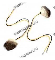 Set HONDA Semnale LED Pentru Carena Fumuriu SLC303-006a 303-006a  Semnale Led Pentru Carena 40,00RON 30,00RON 33,61RON 25,...
