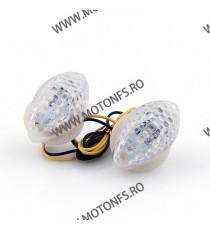 HONDA Semnale LED Pentru Carena Transparent SLC303-006b 303-006b  Semnale Led Pentru Carena 40,00RON 30,00RON 33,61RON 25,...