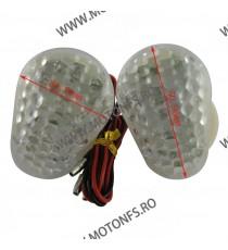 Semnale LED Pentru Carena Pentru Kawasaki Transparent SLC303-002b 303-002b  Semnale Led Pentru Carena 40,00RON 30,00RON 33,...