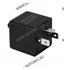 3 pini Releu semnalizare LED Moto/ Auto – Frecventa ajustabila RSL705962 RSL705962  Releu Semnal / Anulator eroare  20,00RON...
