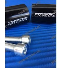 Capete Ghidon Negru Kawasaki ZX10R CG452-014 CG452-014  Capete Ghidon Kawasaki ZXR 68,00RON 68,00RON 57,14RON 57,14RON