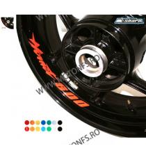 Honrnet 600 Stickere Pentru Roti Moto Honda SPRM0569 SPRM0569  Stickere Roti/Jante 79,00RON 79,00RON 66,39RON 66,39RON
