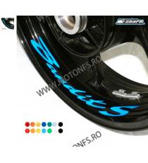 Bandit S Stickere Pentru Roti Moto Suzuki SPRM5082 SPRM5082  Stickere Roti/Jante 79,00RON 79,00RON 66,39RON 66,39RON
