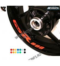 GSR 600 Stickere Pentru Roti Moto Suzuki SPRM7204 SPRM7204  Stickere Roti/Jante 79,00RON 79,00RON 66,39RON 66,39RON