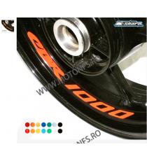 CBR1000 Stickere Pentru Roti Moto Honda SPRM1552 SPRM1552  Stickere Roti/Jante 79,00RON 79,00RON 66,39RON 66,39RON
