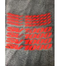 SV1000 Stickere Pentru Roti Moto Suzuki SPRM9330 SPRM9330  Stickere Roti/Jante 79,00RON 79,00RON 66,39RON 66,39RON