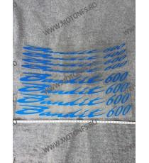 Bandit 600 Stickere Pentru Roti Moto Suzuki SPRM7926 SPRM7926  Stickere Roti/Jante 79,00RON 79,00RON 66,39RON 66,39RON