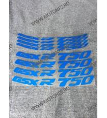 GSXR750 Stickere Pentru Roti Moto Suzuki SPRM0259 SPRM0259  Stickere Roti/Jante 79,00RON 79,00RON 66,39RON 66,39RON