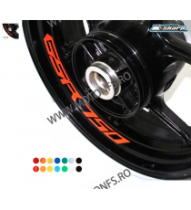 GSR750 Stickere Pentru Roti Moto Suzuki SPRM2671 SPRM2671  Stickere Roti/Jante 79,00RON 79,00RON 66,39RON 66,39RON