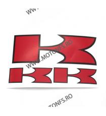 Autocolant Stickere Pentru Casca Moto Kawasaki K ASPM548017 ASPM548017  Stickere Carena Moto Scuter ATV 20,00RON 20,00RON 1...