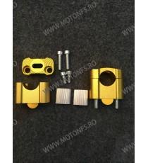 Kit prinderi hanguard-uri / Inaltatore / Suport Pentru Ghidon 22mm 28mm A4CG A4CG  Inaltatore Ghidon  56,00RON 56,00RON 47,...