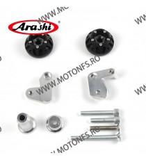 ZX10R 2008 2009 2010 2011 2012 ARAHI CNC Frame Sliders Crash Pad KVR8H0 KVR8H0  Motor 240,00RON 240,00RON 201,68RON 201,68...