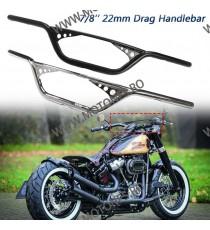 Ghidon Universal moto /Cafe Racer Chopper Dragstyle Dragbar 22mm Codgd700565 gd700565  Ghidon 170,00RON 170,00RON 142,86RO...