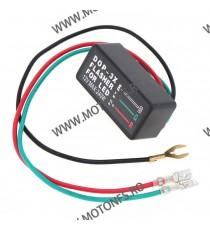 Releu semnalizare Flasher Led moto ATV RMV2Z RMV2Z  Rezistente / Anulator eroare LED 25,00RON 25,00RON 21,01RON 21,01RON