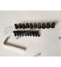 Suruburi parbriz Moto Universale - Negre T90Y4 T90Y4  Suruburi pentru parbriz 35,00lei 35,00lei 29,41lei 29,41lei
