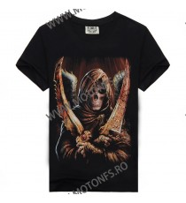 Tricou barbat din bumbac Ghost UTY8R UTY8R  Tricou 39,00 RON 39,00 RON 32,77 RON 32,77 RON
