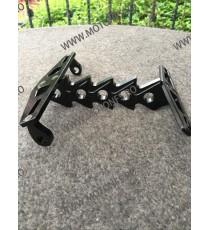 Suport numar  CNC Negre / motocicleta / scuter / atv / universal C2J7W C2J7W  Suport Numar Universal 95,00RON 95,00RON 79,8...