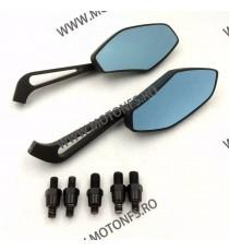 Set oglinzi racing Universal Prindere suruburi Negru 8mm / 10mm Cod Mt400-09 Mt400-09  Oglinzi universale 140,00RON 140,00R...