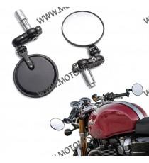 Set 2 oglinzi retrovizoare Reglabil moto cap ghidon Negru SF100 SF100  Oglinzi capete de ghidon 189,00RON 189,00RON 158,82...