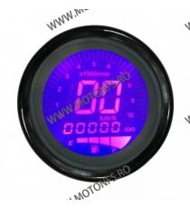 Bord - vitezometru - km kilometraj electronic - universal multifuntional 7 Culori J5Y5R J5Y5R  kilometraj universal  115,00R...