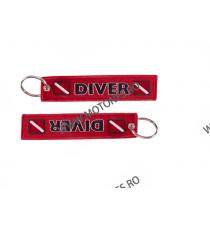 Diver Breloc Moto Brodat Pe Ambele Fete  LN4IX LN4IX  Breloc Chei 10,00RON 10,00RON 8,40RON 8,40RON