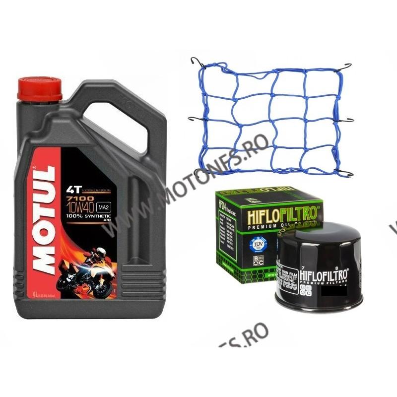 ULEI MOTUL 7100 10W40 FULL SINTETIC 4L + FILTRU DE ULEI + CADOU PLASA CASCA BAGAJ  VCB3Q VCB3Q  Ulei Motor 275,00RON 275,00...