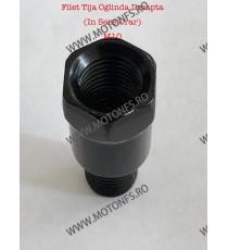 Adaptor Oglinda / Suruburi Oglinda Prelungire De La M10 Dreapta La M10 Filet Dreapta 8H1H3 8H1H3  Adaptoare Oglinzi  15,00RO...