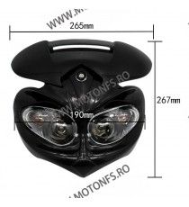 Far Universal Moto 12V  25MCS 25MCS  Far Cafe Racer Bobber Chopper 125,00 RON 125,00 RON 105,04 RON 105,04 RON