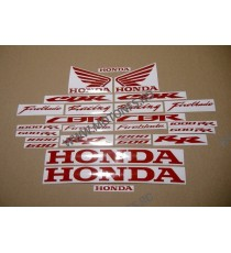 CBR1000 RR CBR600 RR Autocolant Stickere Pentru Carena Moto  VHGQ1 VHGQ1  Stickere Carena Moto  49,00RON 49,00RON 41,18RON...