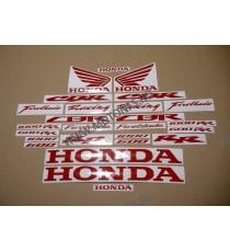 CBR1000 RR CBR600 RR Autocolant Stickere Pentru Carena Moto  VHGQ1 VHGQ1  Stickere Carena Moto Scuter ATV 49,00RON 49,00RON...