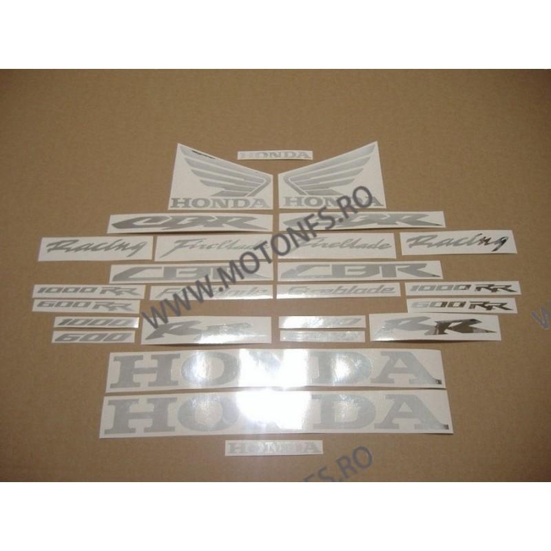 CBR1000 RR CBR600 RR Autocolant Stickere Pentru Carena Moto  EBXXX EBXXX  Stickere Carena Moto Scuter ATV 49,00RON 49,00RON...